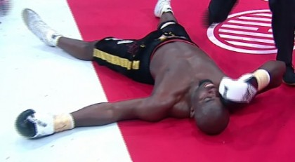 "Carlos Takam and team re-watch losing fight to Povetkin: ""It's strange because in the last rounds Povetkin was more fresh suddenly"""