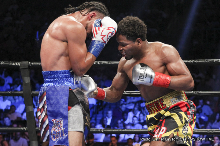 Andre Berto, Shawn Porter - Boxing News
