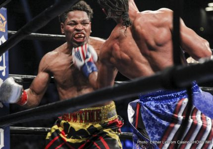 Can we get ready for a Keith Thurman-Shawn Porter rematch next year?