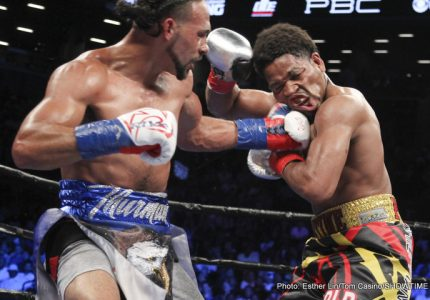 Who can unify the welterweight titles – Thurman? Garcia? Spence? Vargas?