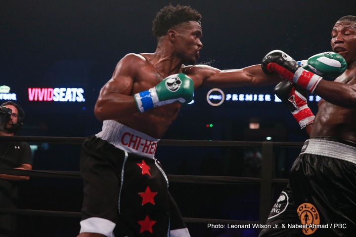 Andrzej Fonfara, Erickson Lubin, Joe Smith Jr., Juan Carlos Payano, Raushee Warren - Boxing News