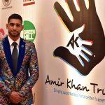 Amir Khan -  Inaugural Event Featuring British & Irish Boxers Raises 8 Million PKR For Charity.