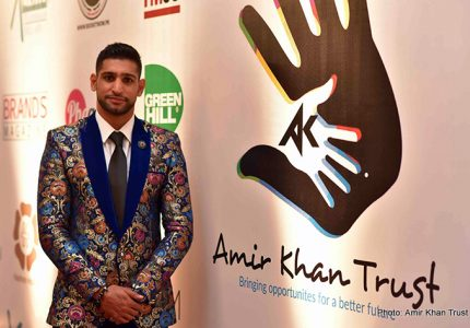 Amir Khan: Kell Brook doesn't want the fight, it's not happening