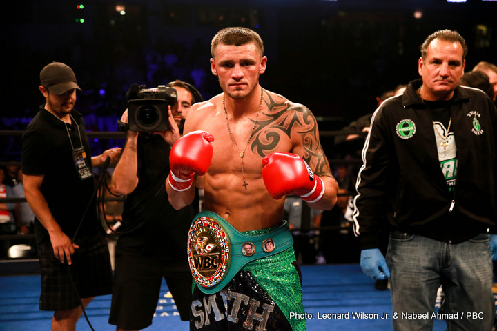Joe Smith Jr. Boxing News Boxing Results