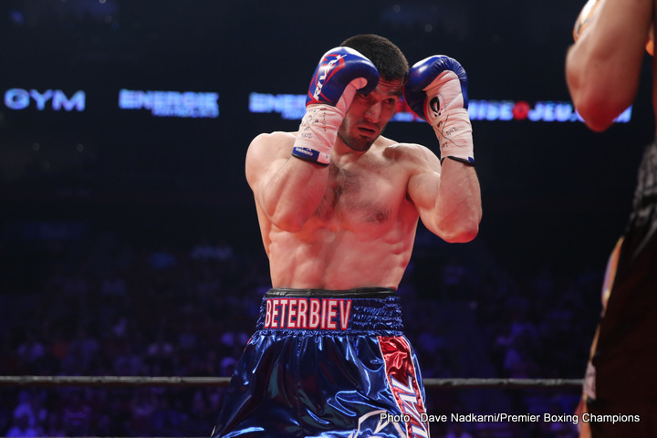 Artur Beterbiev Callum Johnson Boxing News