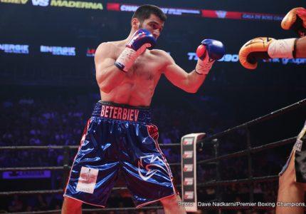 Artur Beterbiev will not fight in Olympics in Rio