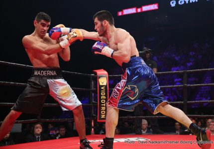Artur Beterbiev to face Isidro Ranoni Prieto Dec 23 in Quebec