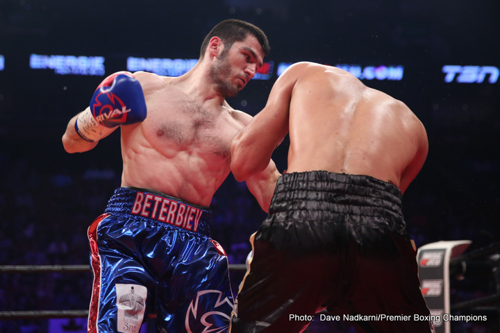 Artur Beterbiev Dmitry Bivol Boxing News Top Stories Boxing