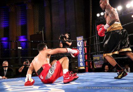 Justin DeLoach beats Junior Castillo