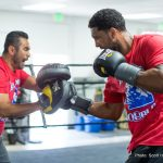 Anthony Joshua Dominic Breazeale Boxing Interviews Boxing News