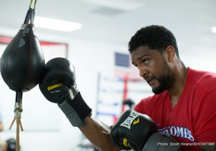William Hill Sponsors Joshua vs Breazeale; Breazeale Confident Ahead Of Fight