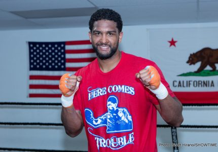 Breazeale: Anthony Joshua is rattled