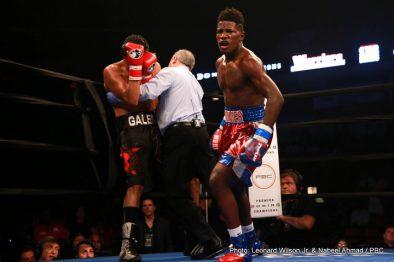 Daniel Sandoval Erickson Lubin Boxing News Boxing Results