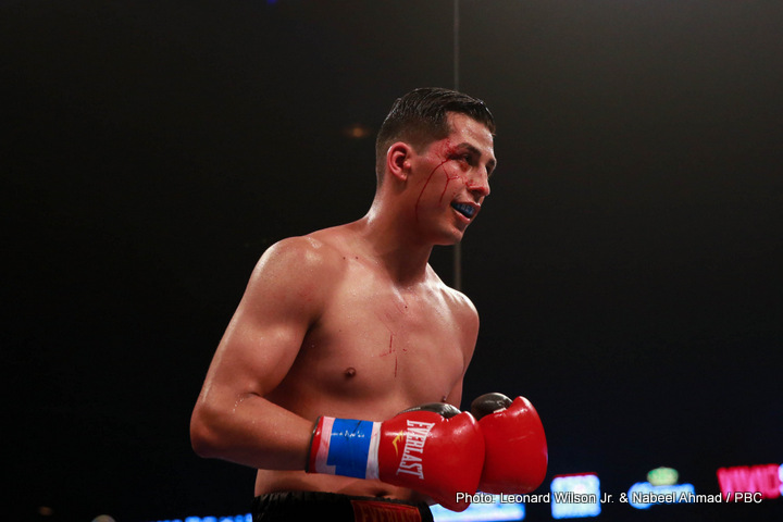 Hugo Centeno Jr - Middleweight contender Hugo Centeno Jr. suffered a rib injury while training and his Interim WBC Middleweight World Championship bout with Jermall Charlo has been rescheduled for a Premier Boxing Champions event on Saturday, April 21 live on SHOWTIME.