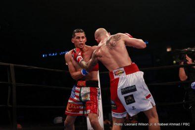 Andrzej Fonfara Daniel Sandoval Erickson Lubin Joe Smith Jr. Juan Carlos Payano Raushee Warren Boxing News Boxing Results