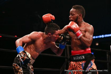 1-Juan Carlos Payano vs. Rau_Shee Warren_Fight_Leo Wilson  _ Premier Boxing Champions11