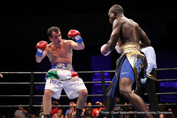 Amir Khan Phil Lo Greco Boxing News