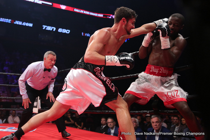 Artur Beterbiev Boxing News Boxing Results