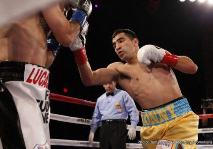 Ronny Rios, Ochoa win LA Fight Club bouts