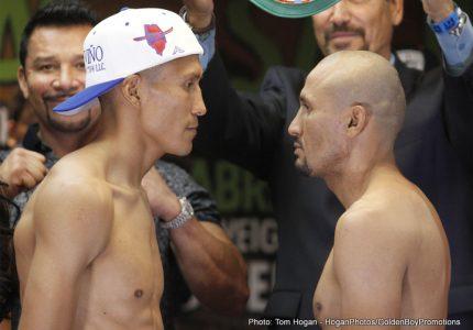 Francisco Vargas vs. Orlando Salido: Potential FOTY at the StubHub