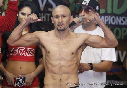 Orlando Salido: Mexico's hardest working fighter!