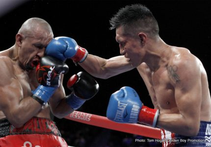 Rumble, Young Men, Rumble: Vargas And Salido Go To War