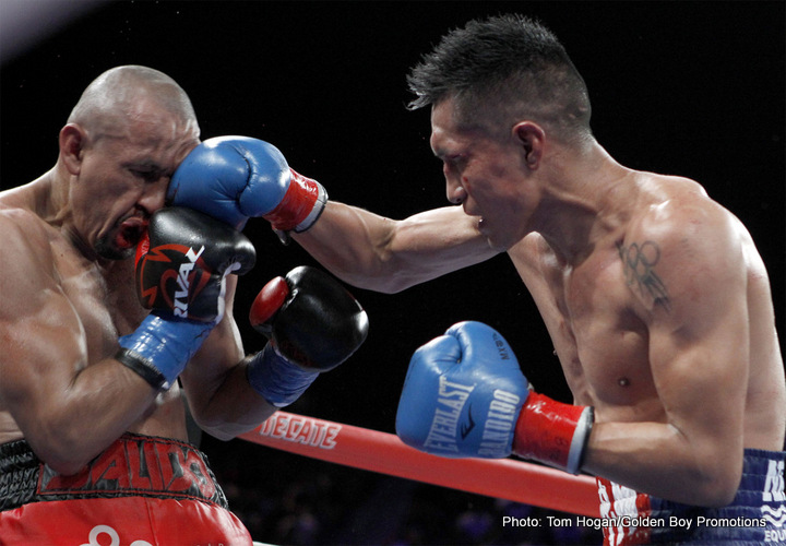 Francisco Vargas Orlando Salido Boxing News Boxing Results Top Stories Boxing