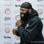 "- Kimbo Slice has died ... TMZ Sports has confirmed. He was 42.  Slice was hospitalized early Monday near his home in Coral Springs, FL. He passed away a short time later.  The CEO of Bellator MMA confirmed the news ... saying, ""We are all shocked and saddened by the devastating untimely loss of Kimbo Slice, a beloved member of the Bellator family.'"