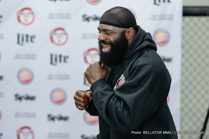 """- Kimbo Slice has died ... TMZ Sports has confirmed. He was 42.  Slice was hospitalized early Monday near his home in Coral Springs, FL. He passed away a short time later.  The CEO of Bellator MMA confirmed the news ... saying, """"We are all shocked and saddened by the devastating untimely loss of Kimbo Slice, a beloved member of the Bellator family.'"""