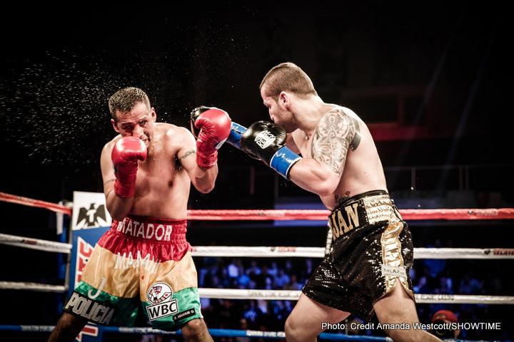 Dejan Zlaticanin Boxing News Boxing Results