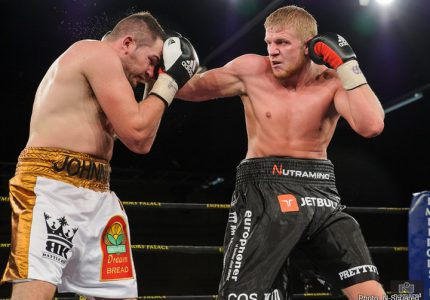 Nielsen scores unanimous points win over Muller
