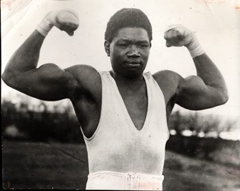 Boxing History: Siki's strange and victorious encounter in Paris