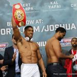 Anthony Joshua Dominic Breazeale Boxing News British Boxing Top Stories Boxing