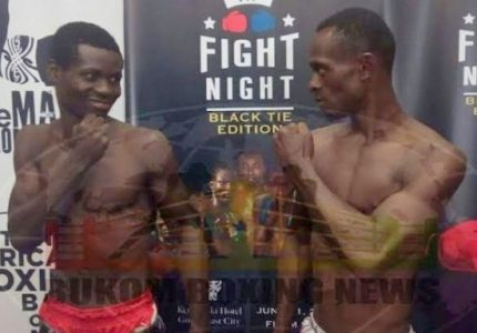 Azumah Nelson's VIP Fight Night throws down in Accra tonight