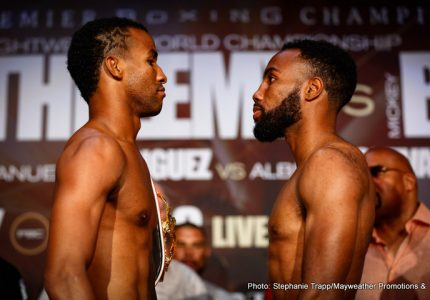 Photos: Rances Barthelemy 134.6 – Mickey Bey 134.2