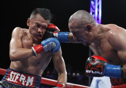 Francisco Vargas and Orlando Salido fight to 12-round draw
