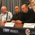 Tim Lihaug - Ulli Wegner has hit back at claims questioning Arthur Abraham's (44-5, 29 KOs) motivation prior to his WBO International Super Middleweight title fight with Tim-Robin Lihaug (15-1, 8 KOs) on July 16 at the Max-Schmeling-Halle in Berlin.