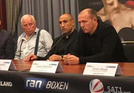 "Wegner talks Abraham v Lihaug: ""Abraham can become World Champion again!"""