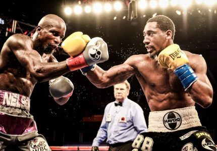 Demetrius Andrade vs. Jack Culcay on November 5
