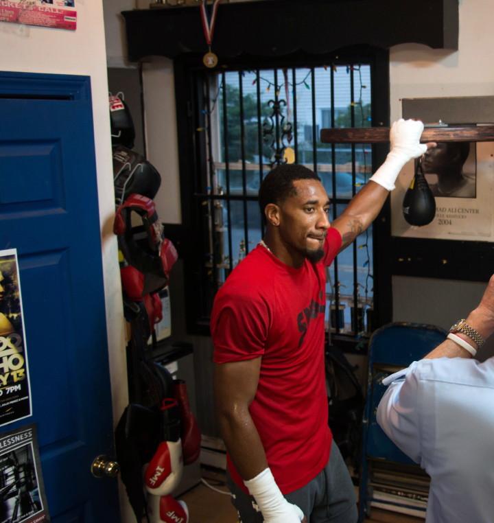 Demetrius Andrade Jack Culcay Press Room