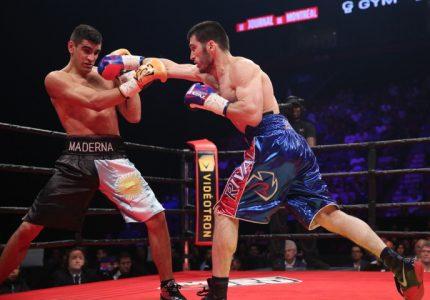 Beterbiev destroys Maderna