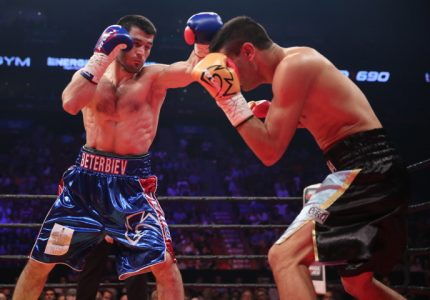 Beterbiev crushes Maderna