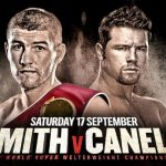 """Liam Smith, Saul """"Canelo"""" Alvarez - Britain's Joe Gallagher has proven his credentials as a world class trainer many times and he has trained, or is training, a number of world champions. A genuinely huge achievement in the Manchester trainer's career will come on September 17th, though - if his fighter Liam Smith can score the big upset over Mexican superstar Saul Canelo Alvarez. And Gallagher - a man who has shown time and again how he is a mastermind when it comes to planning the downfall of his fighters' rivals -  is hugely confident going into the Las Vegas bout."""