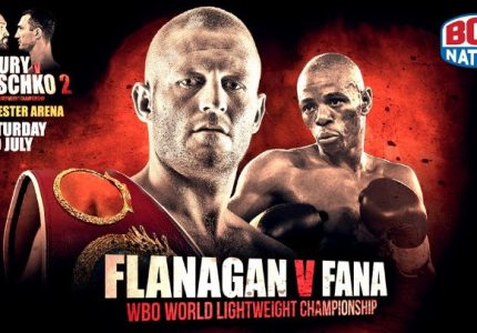 Terry Flanagan-Mzonke Fana set for Fury-Klitschko II – a mismatch or can the veteran roll back the years?