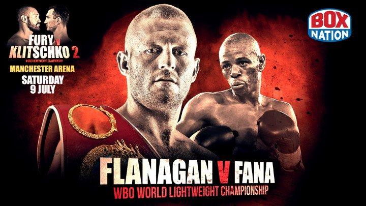 Terry Flanagan Boxing News British Boxing