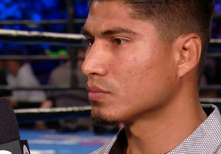 Mikey Garcia battles Elio Rojas on July 30
