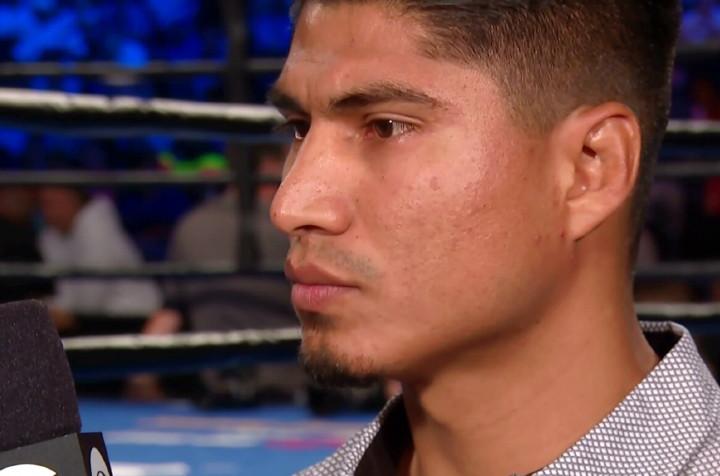 Mikey Garcia battles Elio Rojas on July 30