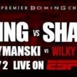 """Denis Shafikov - READING, PA. (June 14, 2016) - Unbeaten lightweight contender and 2012 U.S. Olympian Jamel """"Semper Fi"""" Herring (15-0, 8 KOs) will take on former title challenger Denis Shafikov (36-2-1, 19 KOs) in the 10-round main event of Premier Boxing Champions on ESPN & ESPN Deportes Saturday, July 2 from Santander Arena in Reading, Pa."""