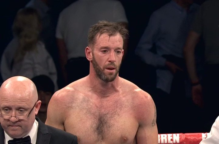 Dmytro Kucher Enzo Maccarinelli Boxing News Boxing Results British Boxing
