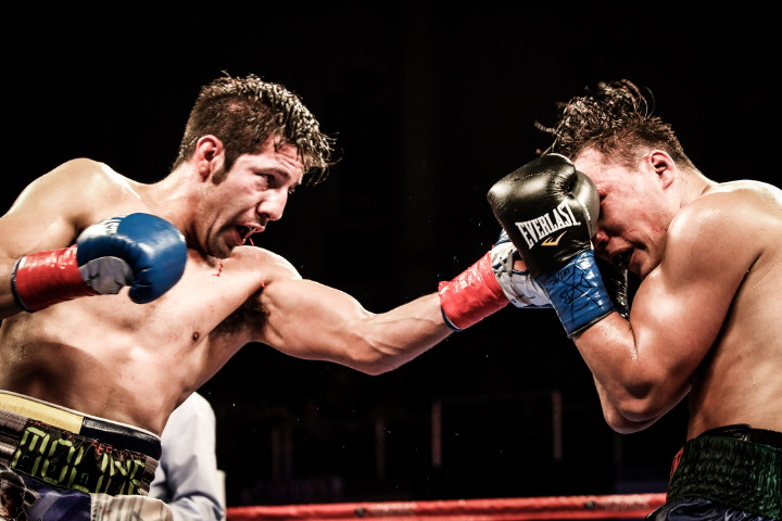 John Molina Ruslan Provodnikov Boxing News Boxing Results